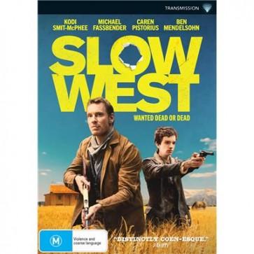 SLOW WEST DVD