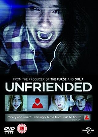 UNFRIENDED (DVD) [S]
