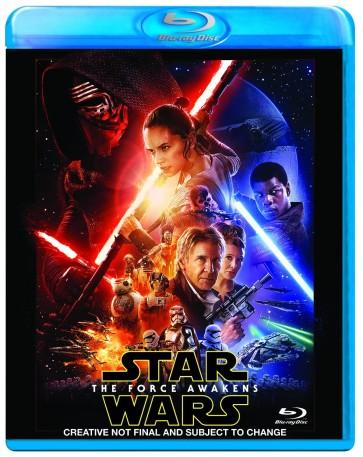 STAR WARS: Η ΔΥΝΑΜΗ ΞΥΠΝΑΕΙ (2 BD)/STAR WARS EPISODE VII: THE FORCE AWAKENS (2 BD)