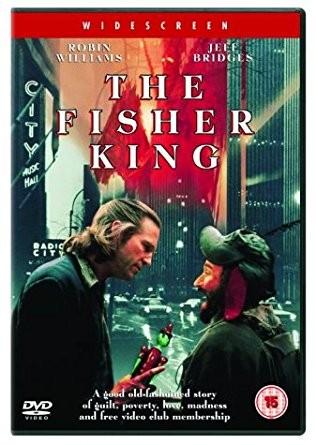 Ο ΒΑΣΙΛΙΑΣ ΤΗΣ ΜΟΝΑΞΙΑΣ (DVD)/THE FISHER KING (DVD)