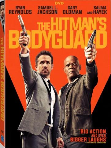 Ο ΣΩΜΑΤΟΦΥΛΑΚΑΣ ΤΟΥ ΕΚΤΕΛΕΣΤΗ DVD/HITMAN'S BODYGUARD DVD