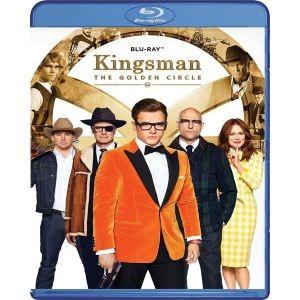 KINGSMAN: O ΧΡΥΣΟΣ ΚΥΚΛΟΣ BD/KINGSMAN: THE GOLDEN CIRCLE BD