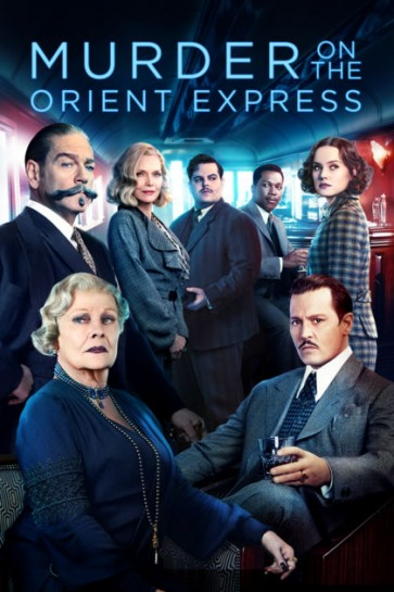 ΕΓΚΛΗΜΑ ΣΤΟ ΟΡΙΑΝ ΕΞΠΡΕΣ (STEELBOOK) BD/MURDER ON THE ORIENT EXPRESS (STEELBOOK) BD