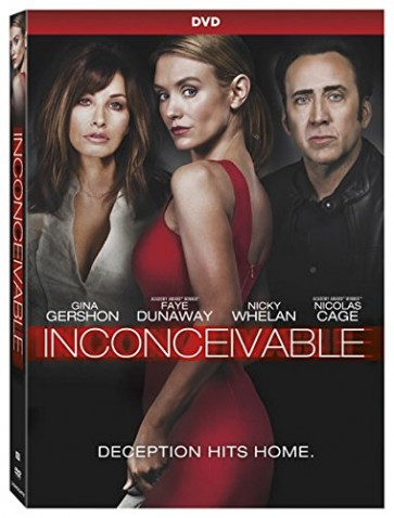 Η ΕΞΑΠΑΤΗΣΗ DVD/INCONCEIVABLE DVD