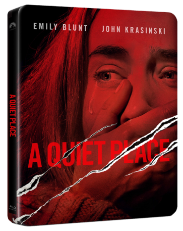 ΕΝΑ ΗΣΥΧΟ ΜΕΡΟΣ (STEELBOOK)/A QUIET PLACE (STEELBOOK)