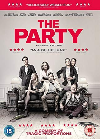THE PARTY(DVD)