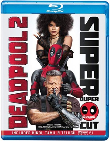 DEADPOOL 2 (2 DISC) BD