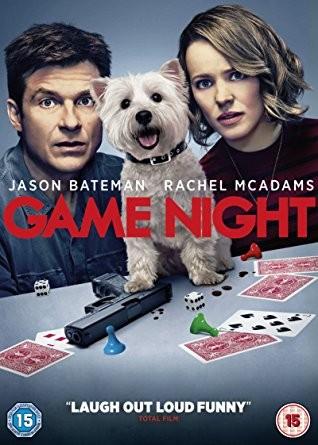 GAME NIGHT DVD