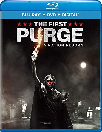 ΚΑΘΑΡΣΗ Η ΑΡΧΗ BD/THE FIRST PURGE A NATION REBORN BD