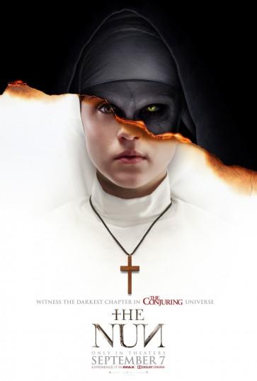 Η ΚΑΛΟΓΡΙΑ DVD/THE NUN DVD