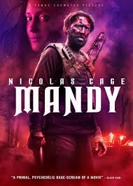 MANDY (DVD)