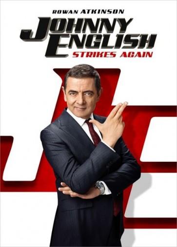 Ο JOHNNY ENGLISH ΞΑΝΑΧΤΥΠΑ DVD/JOHNNY ENGLISH STRIKES AGAIN DVD