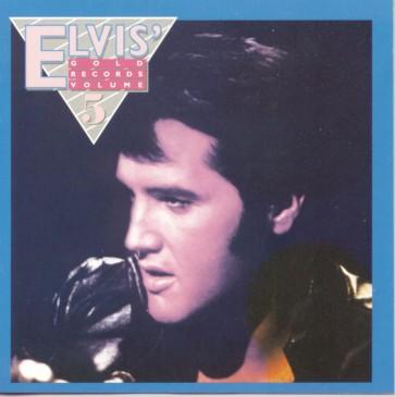 ELVIS GOLD RECORDS Vol.5