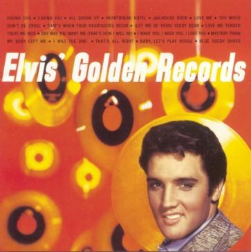 ELVIS GOLD RECORDS