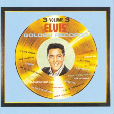 ELVIS GOLD RECORDS Vol.3