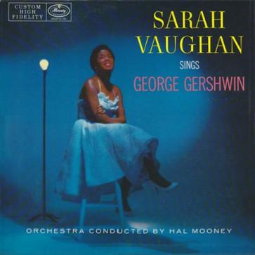 SINGS GEORGE GERSHWIN