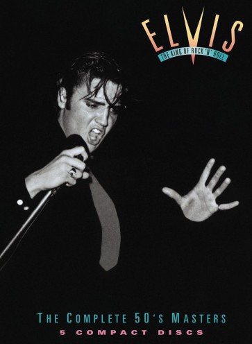 THE KING OF ROCK N ROLL: THE COMPLETE 50'S MASTERS