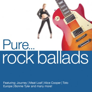 PURE… ROCK BALLADS  (4 CD)
