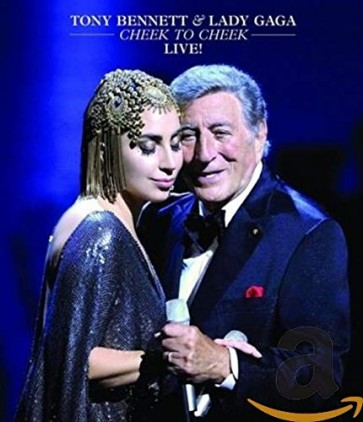 CHEEK TO CHEEK-LIVE BD