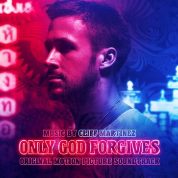 ONLY GOD FORGIVES CD