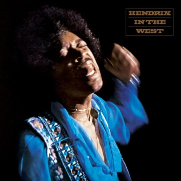 HENDRIX IN THE WEST (CD)