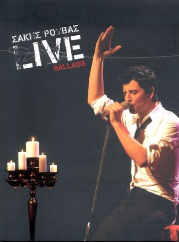 LIVE BALLADS CD+DVD