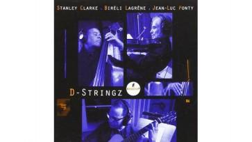 D-STRINGZ CD