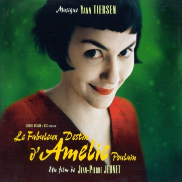 AMELIE FROM MONTMARTRE CD
