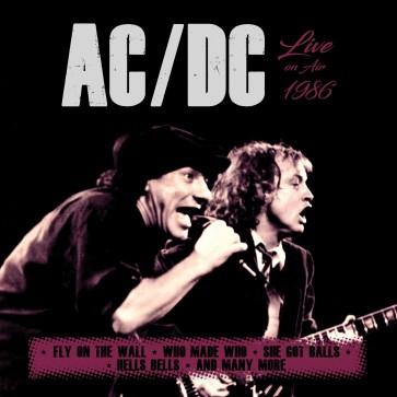 LIVE ON AIR 1986 (CD)