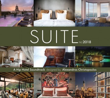 SUITE 2018 BY ALEXANDROS CHRISTOPOULOS 2CD