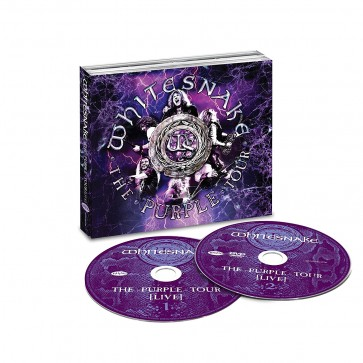 THE PURPLE TOUR (DELUXE) CD+DVD