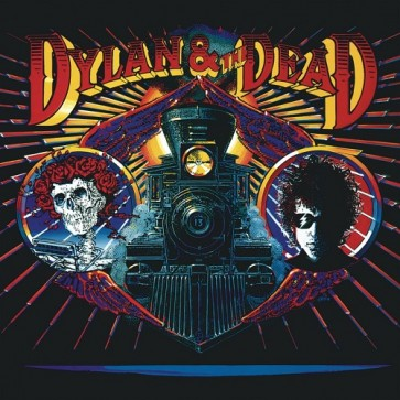 DYLAN & THE DEAD (LP RED/BLUE)