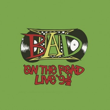 ON THE ROAD LIVE '92 (LP)