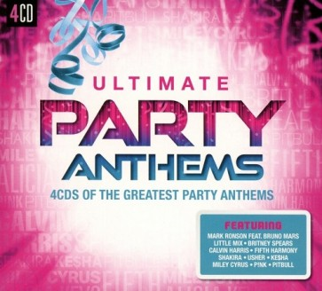 ULTIMATE... PARTY ANTHEMS (4CD)