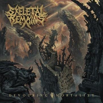 DEVOURING MORTALITY (LP+CD+POSTER)