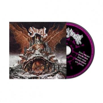 PREQUELLE DELUXE CD