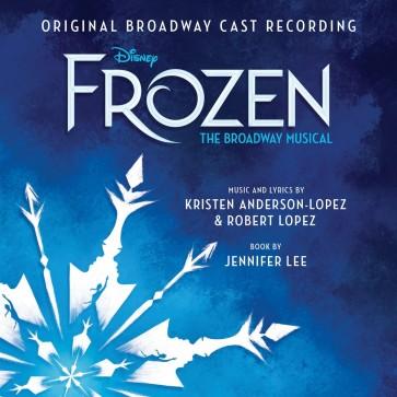 FROZEN:THE BROADWAY MUSIC  CD