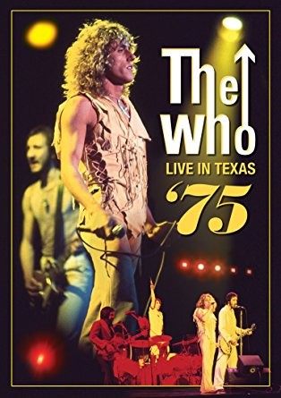LIVE IN TEXAS '75 DVD