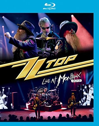 LIVE AT MONTREUX 2013 BD