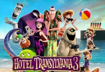 HOTEL TRANSYLVANIA 3 (CD)