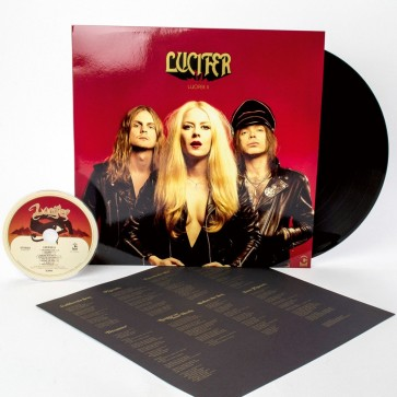 LUCIFER II (LP+CD)