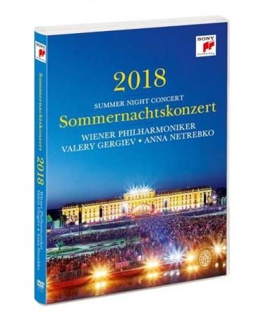 SUMMER NIGHT CONCERT 2018 (DVD)