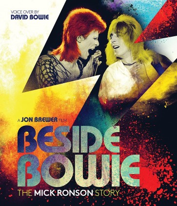 BESIDE BOWIE: THE MICK RONSON STORY BD