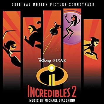 INCREDIBLES 2 (CD)