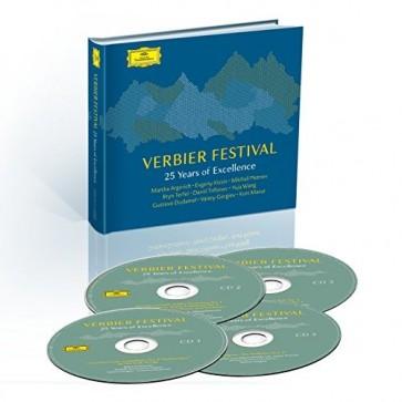 VERBIER FESTIVAL-25 YEARS (4CD)