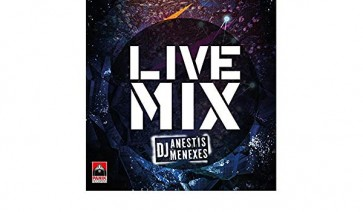 LIVE MIX BY ANESTIS MENEXES CD