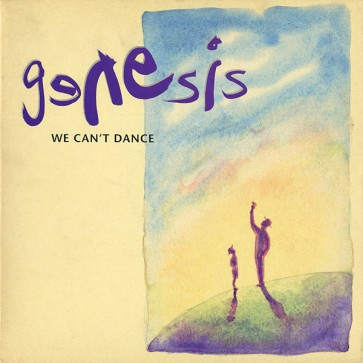 WE CAN'T DANCE 2LP