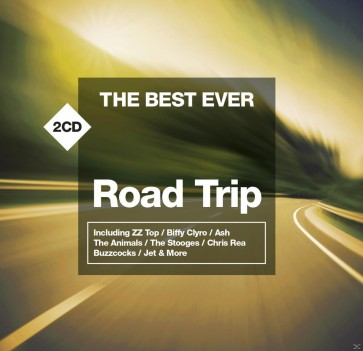 THE BEST EVER: ROAD TRIP 2CD