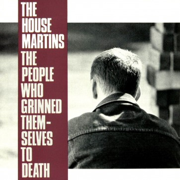 THE PEOPLE WHO GRINNED THEMSELVES TO DEATH LP