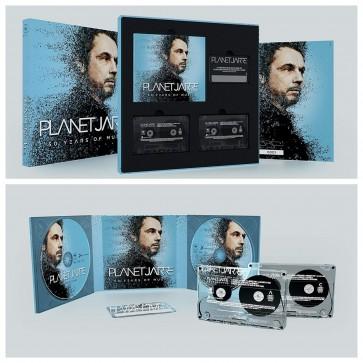 PLANET JARRE (Boxset/Digipack,/2 Cassette Tapes/ 5.1. Download card)